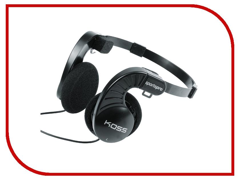 Koss Sporta Pro Black чехол для xiaomi redmi note 4х g case slim premium case черный