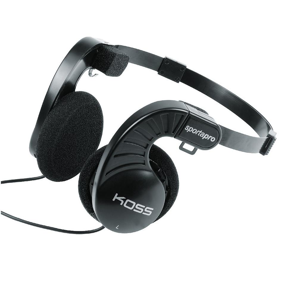 Koss Sporta Pro Black