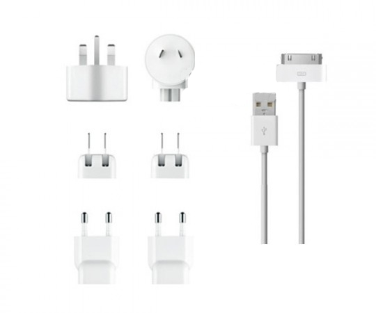 Аксессуар APPLE World Travel Adapter Kit MB974