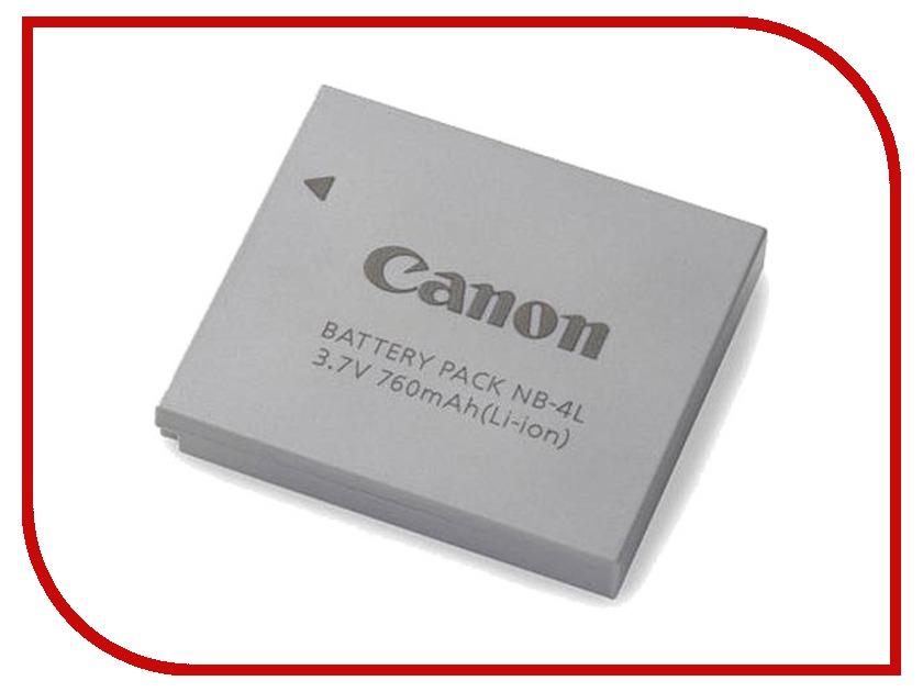 Аккумулятор Canon NB-4L