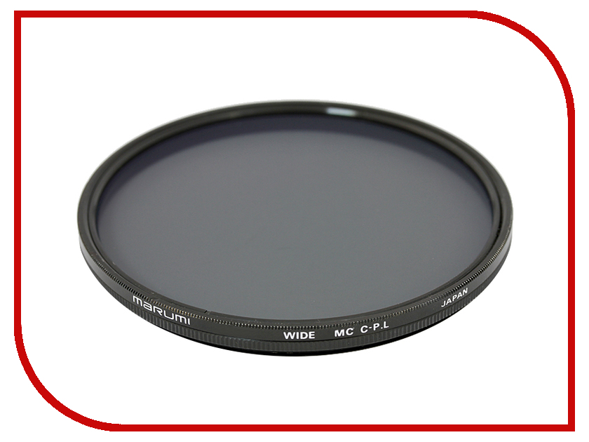 Светофильтр Marumi Wide MC-C-PL 58mm светофильтр marumi dhg c pl d 55mm