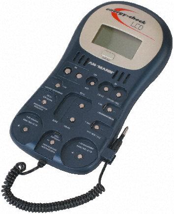 Зарядное устройство Ansmann Energy Check LCD 4000392<br>
