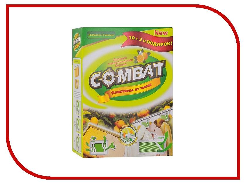 Средство защиты COMBAT Пластины 10+2шт рулетка vira 100008