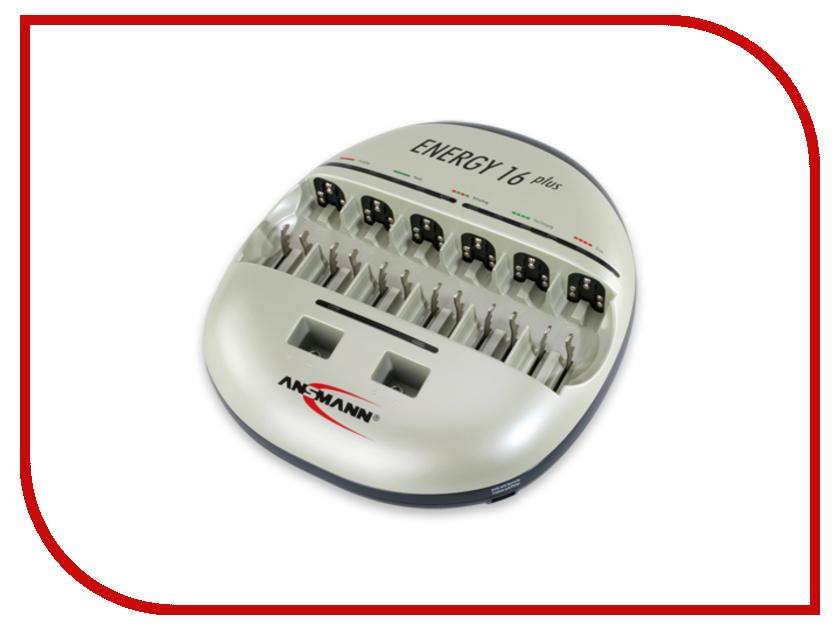 Зарядное устройство Ansmann Energy 16 Plus 1001-0004 adidas дезодорант антиперспирант роликовый 6в1 cool&dry мужской 50 мл