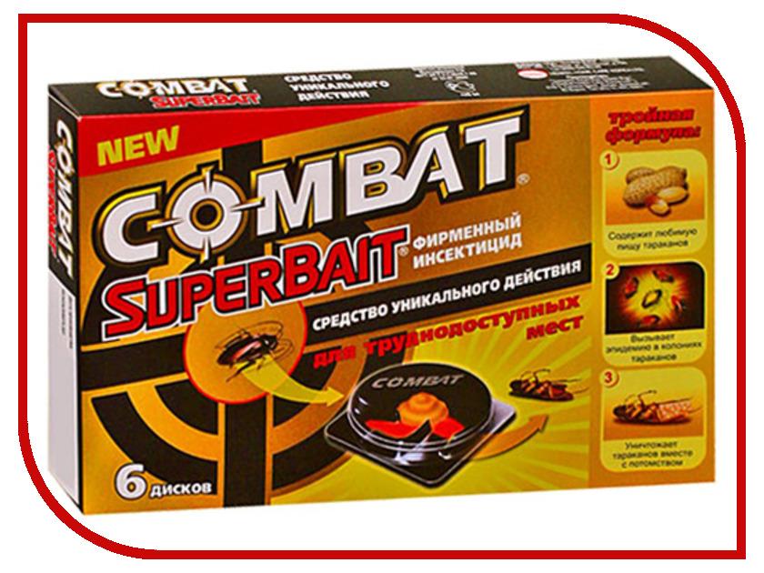 Средство защиты COMBAT Super Bait Ловушки 12 шт