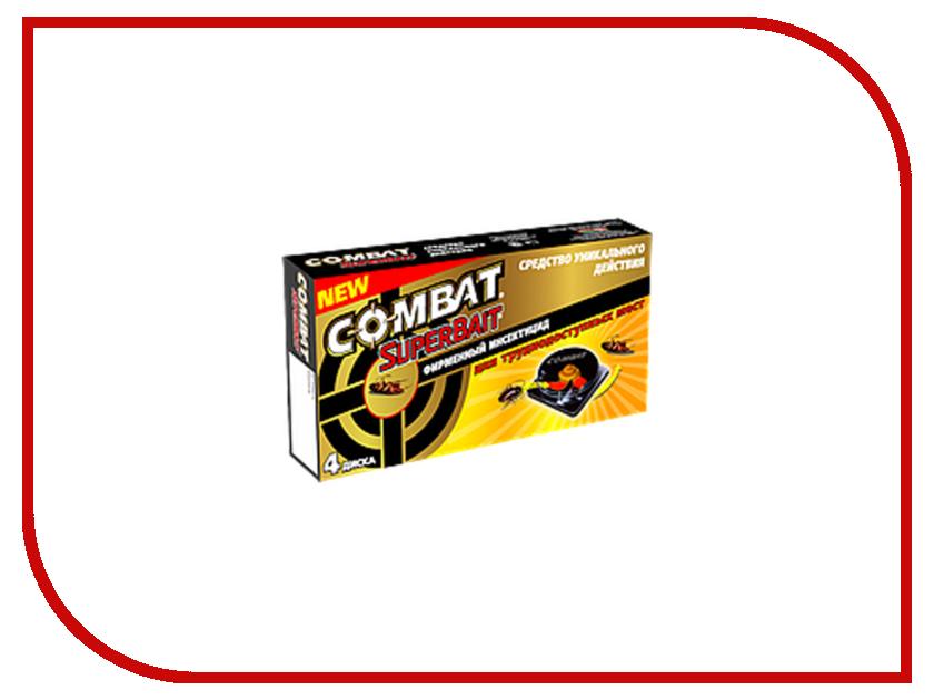 Средство защиты COMBAT Super Bait Ловушки 4 шт<br>