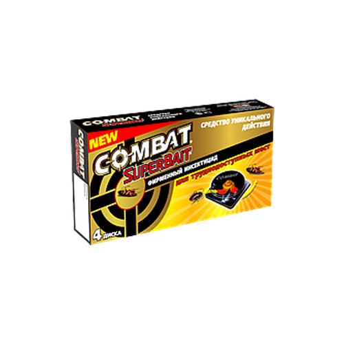 Средство защиты COMBAT Super Bait Ловушки 4 шт