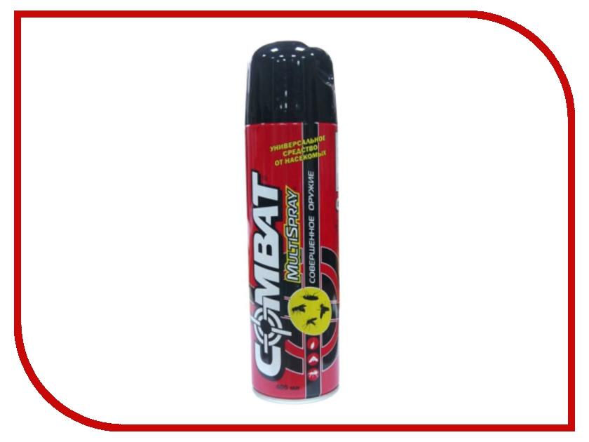 Средство защиты COMBAT Multi Spray Аэрозоль универсальный 400мл средство для чистки сукна norditalia nir cloth cleaner аэрозоль 400мл