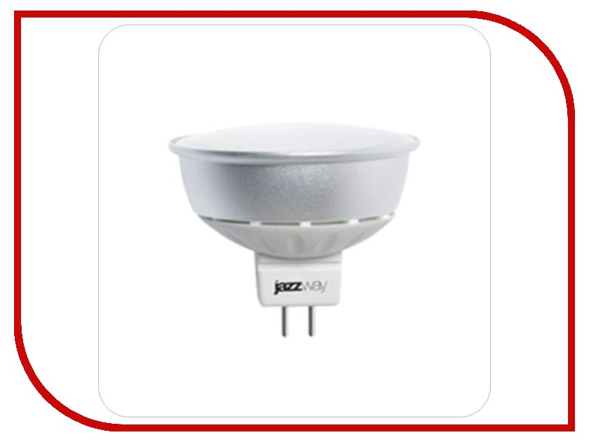 Лампочка Jazzway PLED-Combi-JCDR 5W GU5.3 (3000K)<br>