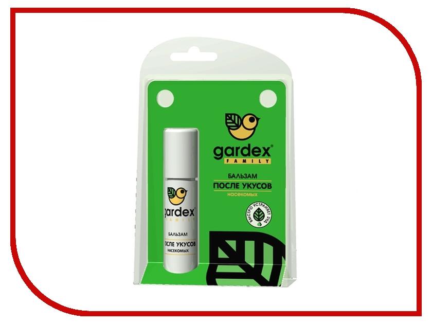 Средство защиты от комаров Gardex Family Бальзам 7 мл