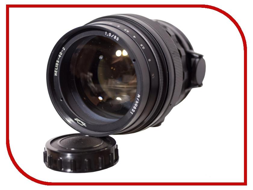 Объектив Зенит Гелиос 40-2 M42 85 mm F/1.5