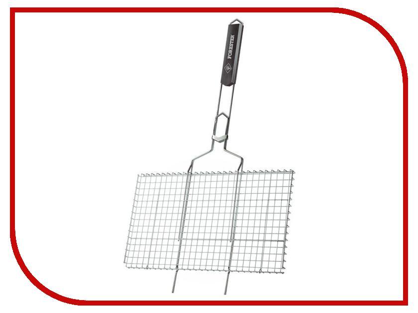 Решетка-гриль Forester BQ-N02 решетка гриль forester для стейков большая 22х44 bq s02