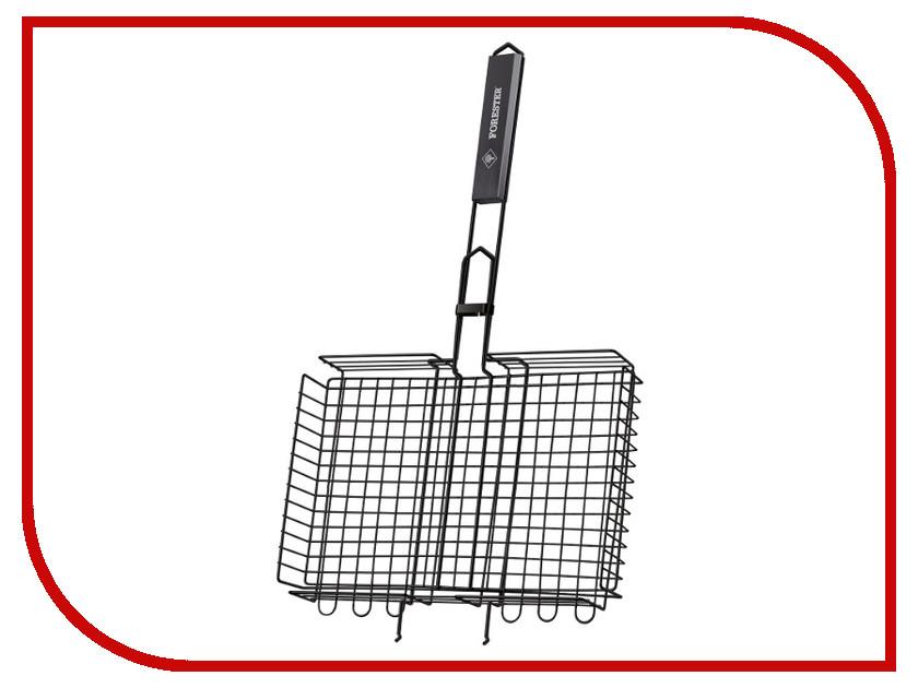 Решетка-гриль Forester BQ-NS03 решетка гриль rosenberg складной r 440101