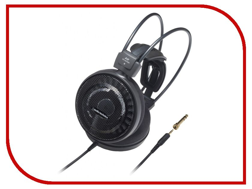 Audio-Technica ATH-AD700X audio technica ath ls50is 15119537 внутриканальные наушники red