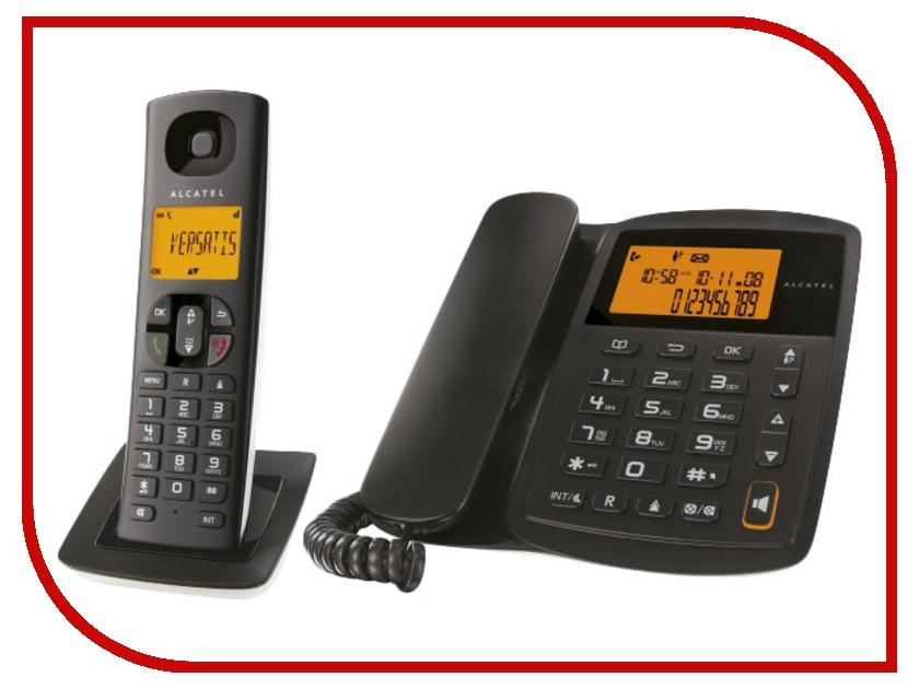 DECT телефоны Versatis E100  Радиотелефон Alcatel Versatis E100 COMBO