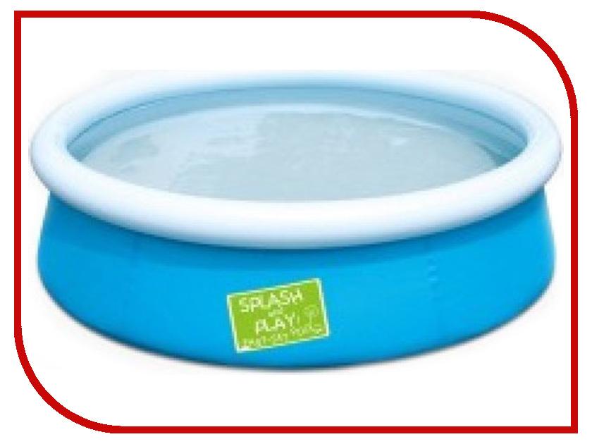 Детский бассейн BestWay 57241 Blue bestway жестких трехуровневого сетевая папка материал 152 × 38сма толстой зеленой детской вы yongchi детский бассейн 57241
