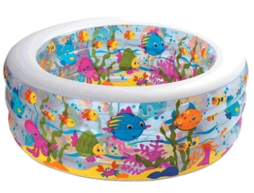 Детский бассейн Intex Аквариум 58480