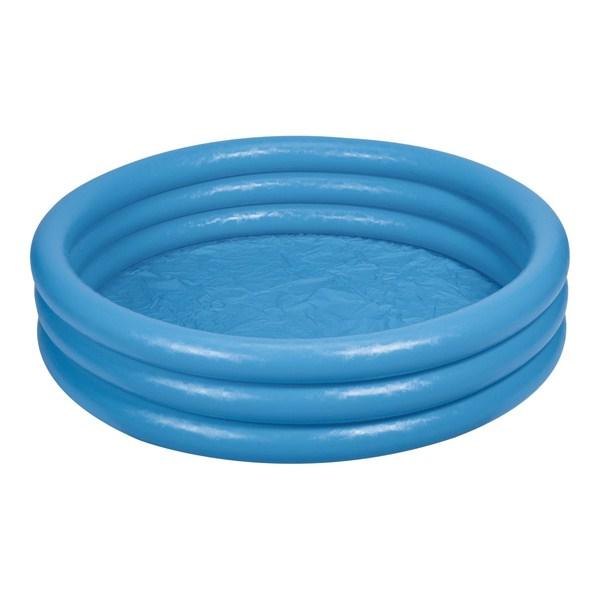 Детский бассейн Intex Синий кристалл 114x25cm 59416