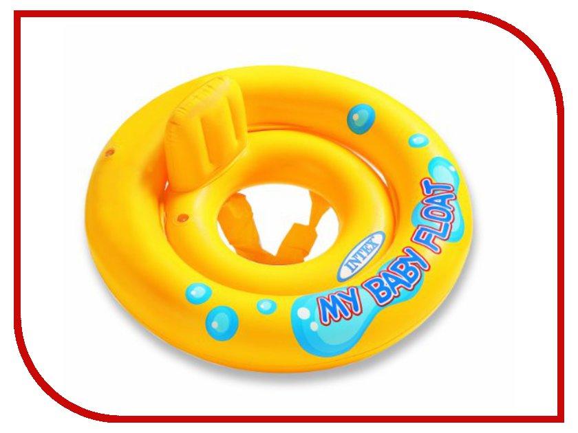 Купить Надувной круг Intex Мой маленький плот 59574