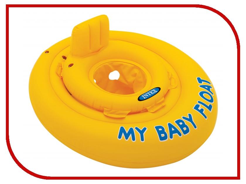 Купить Надувной круг Intex Мой маленький плот 56585