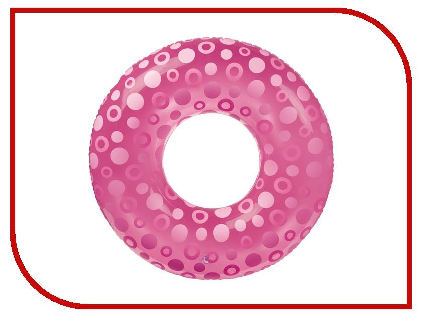 Надувной круг Intex Clear Color 59251