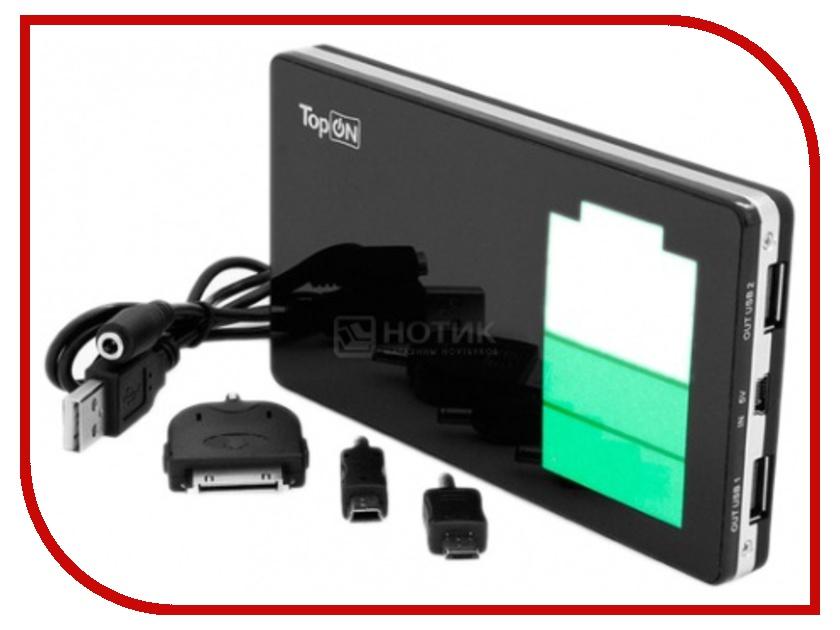 Аккумулятор TopON TOP-DUOS 10000 mAh универсальный<br>