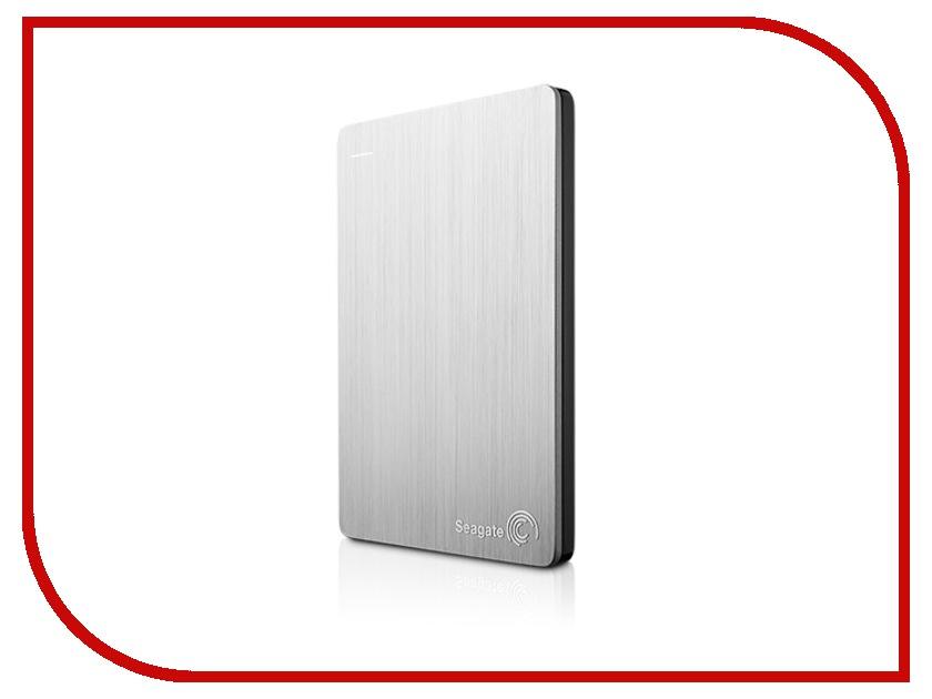 Жесткий диск Seagate Slim 500Gb Silver STCD500204