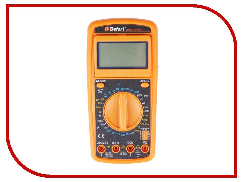 Мультиметр Defort DMM-1000N