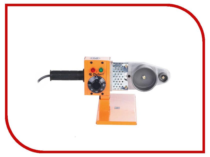 Сварочный аппарат Defort DWP-1000 для пластиковых труб