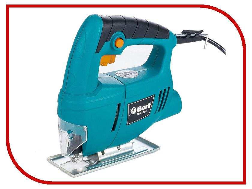 Лобзик Bort BPS-500-P цена и фото
