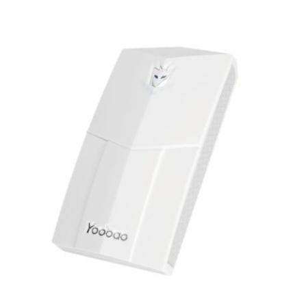 Аккумулятор Yoobao Power Bank YB-651 13000 mAh White