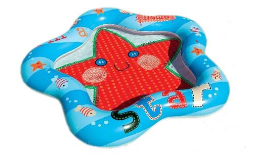 Детский бассейн Intex 59405 Морская звезда<br>