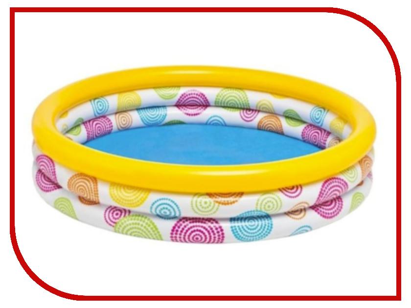 Детский бассейн Intex Геометрия 59419