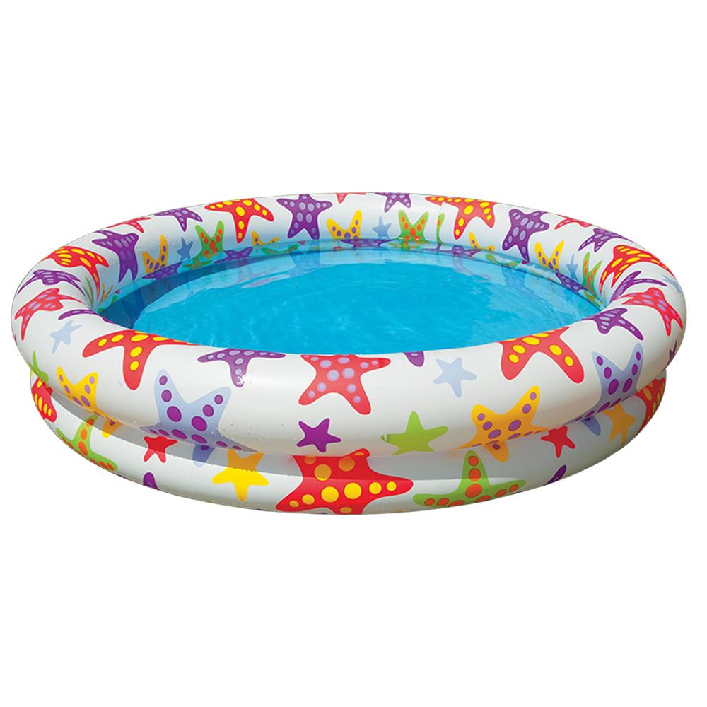 Детский бассейн Intex 122х25cm 59421 / 59421NP