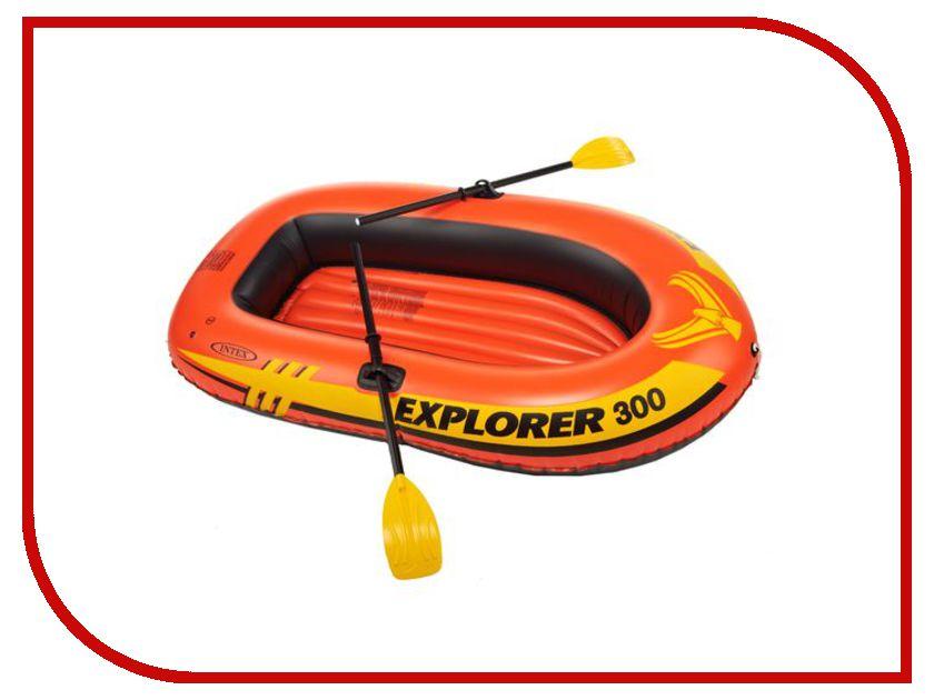 цены Лодка Intex Explorer 300 58332
