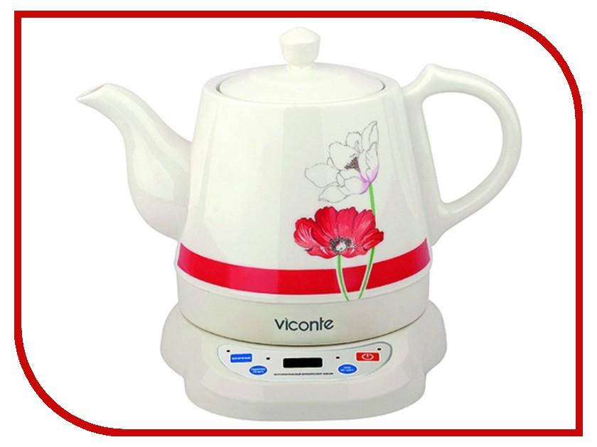 Чайник Viconte VC-3230 Red<br>