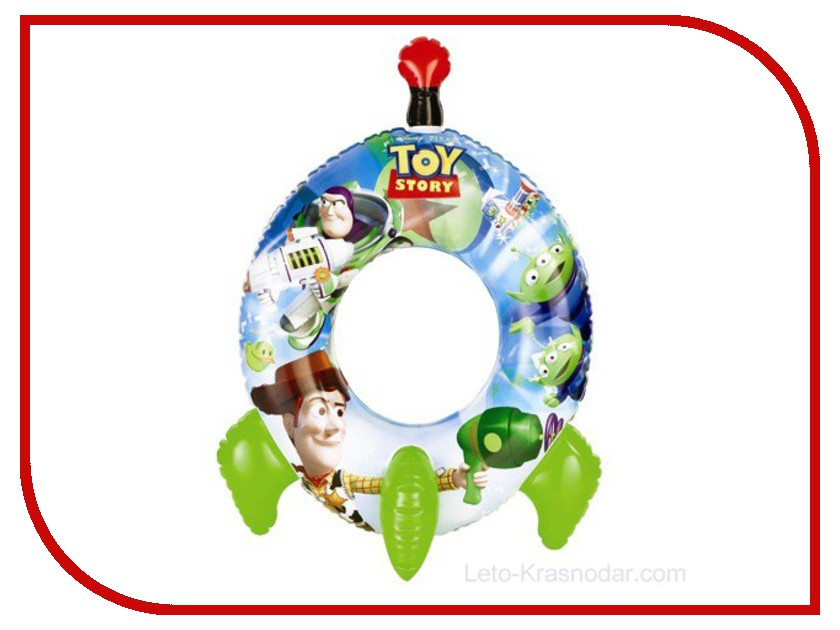 Надувной круг Intex Disney Rocket 58252