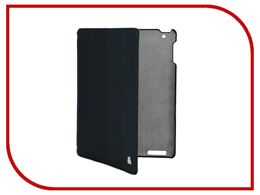 Аксессуар Чехол Just Case for iPad / iPad 4 Black