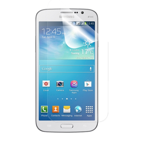 Аксессуар Защитная пленка Samsung GT-i9152 Galaxy Mega 5.8 Media Gadget Premium / Red Line глянцевая от Pleer