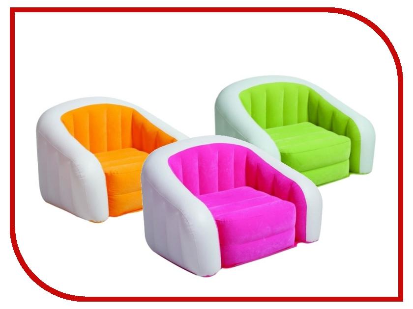 Надувное кресло Intex Cafe Club 68571