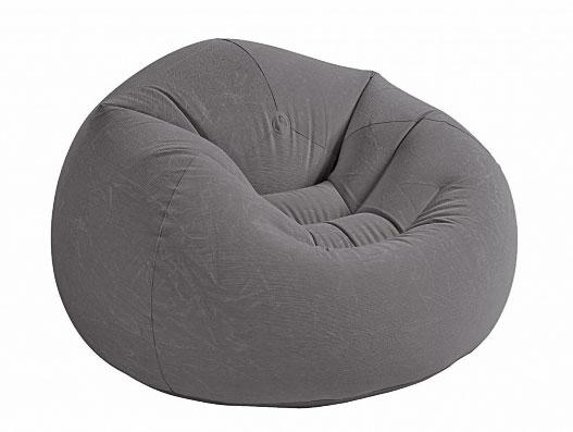 Надувное кресло Intex Beanless Bag 68579