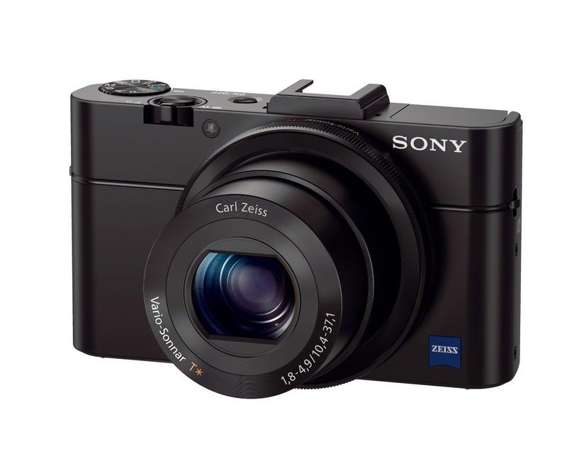 Фотоаппарат Sony Cyber-shot DSC-RX100M2 фотоаппарат sony cyber shot dsc w810 серебристый