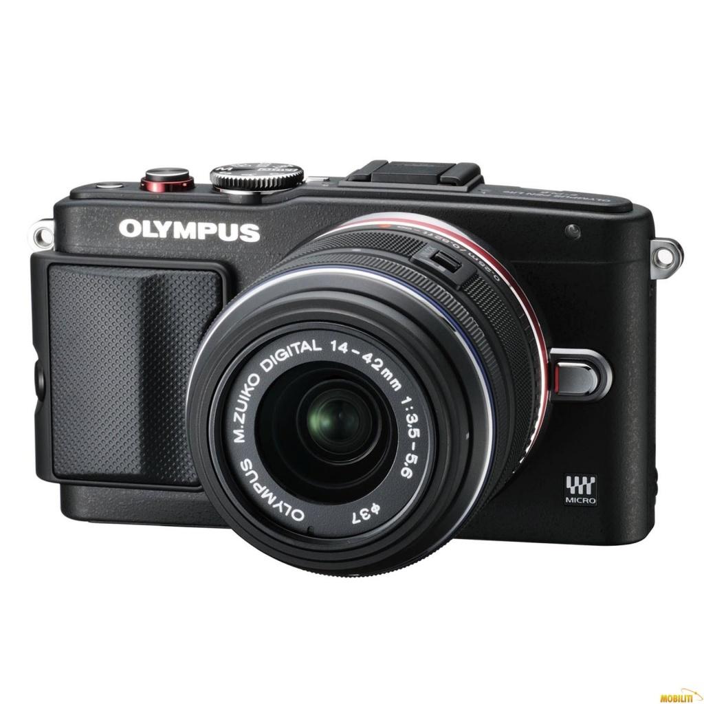 Фотоаппарат Olympus PEN E-PL7 Kit 14-42 mm EZ Black