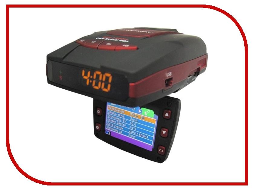 Видеорегистратор Conqueror GPS-1380H<br>