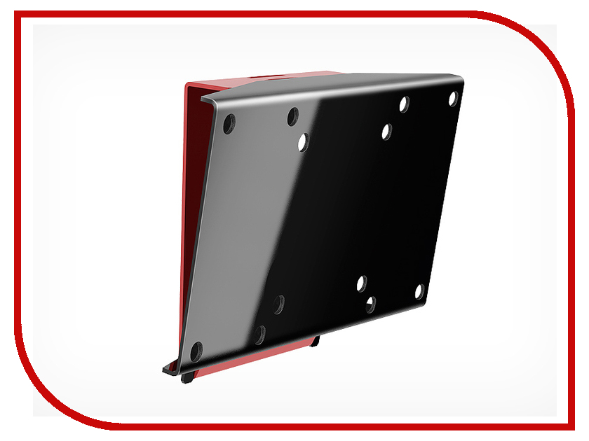 Кронштейн Holder LCDS-5061 (до 30кг) Glossy Black holder lcds 5019