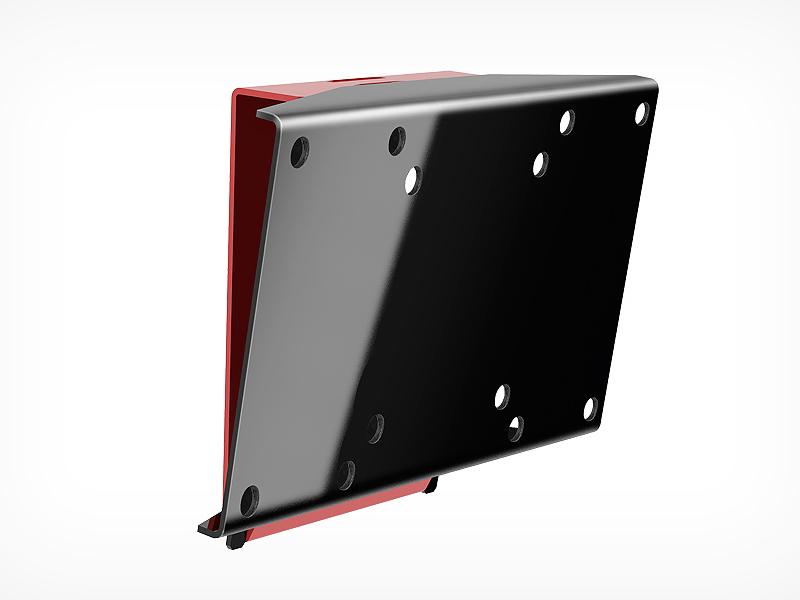 Кронштейн Holder LCDS-5061 (до 30кг) Glossy Black