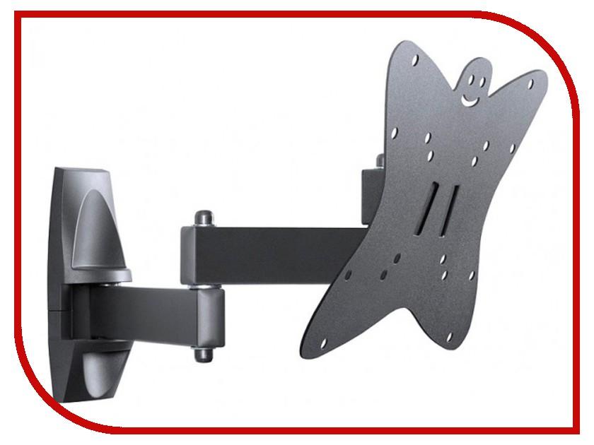 Кронштейн Holder LCDS-5038 (до 30кг) Metal кронштейн holder lcds 5065 до 30кг glossy black