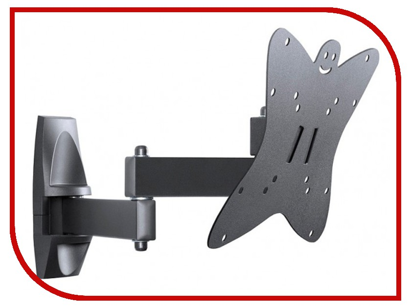 цена на Кронштейн Holder LCDS-5038 (до 30кг) Metal