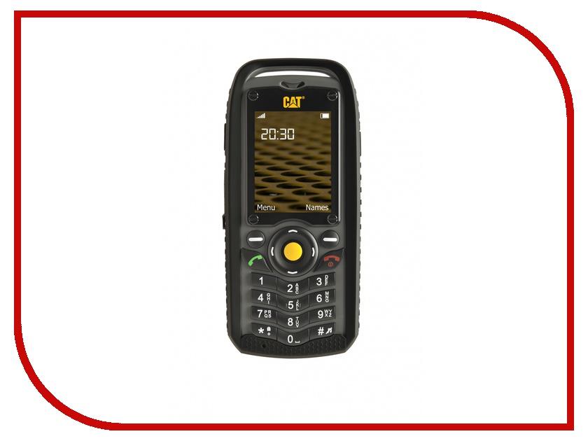 Сотовый телефон Caterpillar CAT B25 защищенный телефон caterpillar cat b25 black
