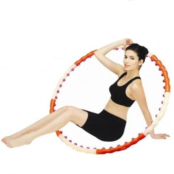 Массажный обруч ХулаХуп Health Hoop II Magnetic PHM23000S 1.2Kg цена